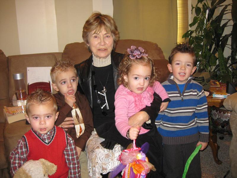 Grandma b