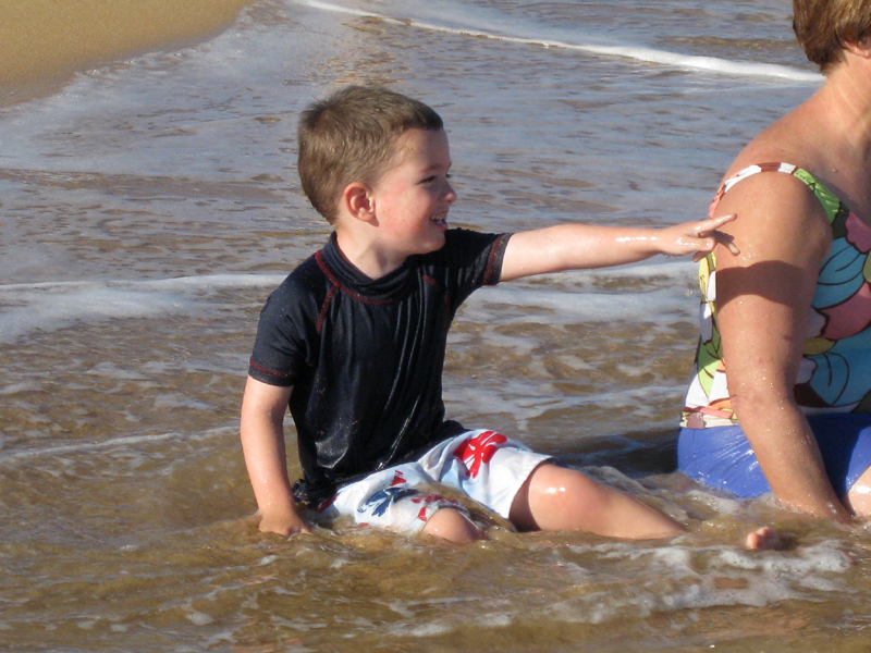 Carter beach