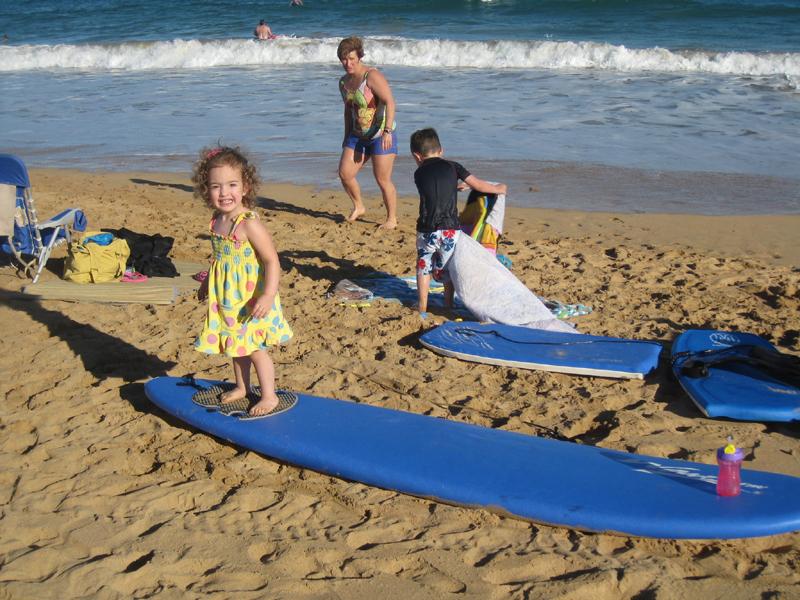 Halle surfboard